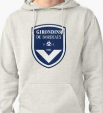 Football Club Girondins de Bordeaux Pullover Hoodie