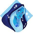 Diamond Authority: Blue by sofiaruelle