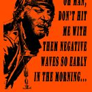Kelly's Heroes - Oddball Says... 'Oh Man....' by ArtAvenell