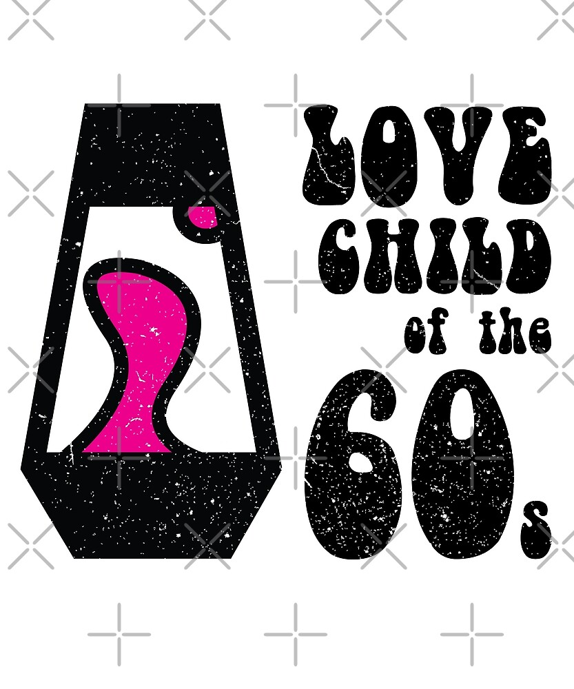 Love Child of the 60s by designkitsch