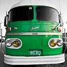 Vintage Bus by dalisa