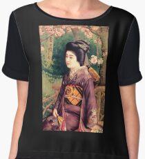 Geisha Chiffon Top