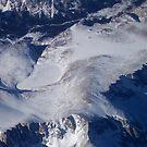 Snowy Plateau by Greg Schroeder