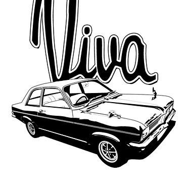 Vauxhall Viva by limey57