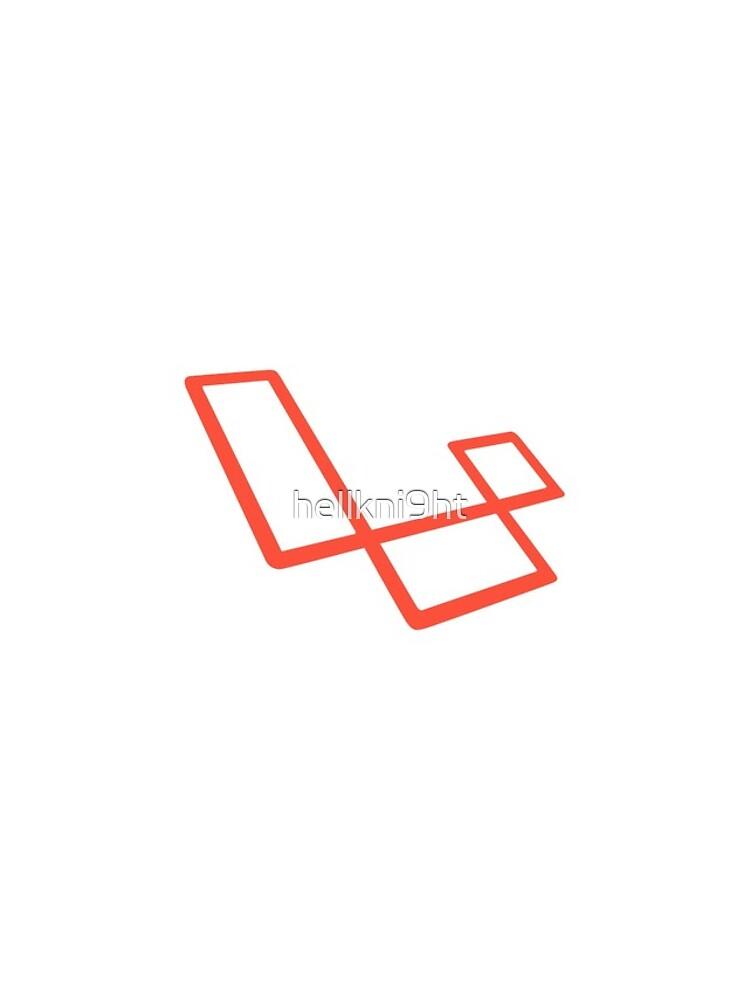 Laravel - Das PHP Framework Logo von hellkni9ht
