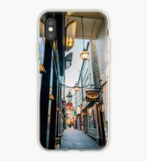 Rupert Street, Soho, London iPhone Case