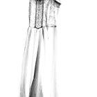 The Dress von Sue  Cullumber