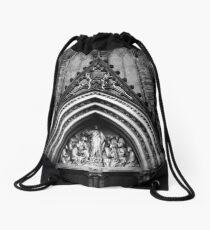 Arch Drawstring Bag