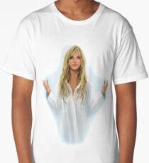 Godney. Britney Spears portrait  Long T-Shirt