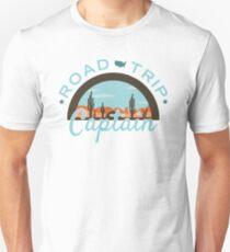 Road Trip Captain Slim Fit T-Shirt