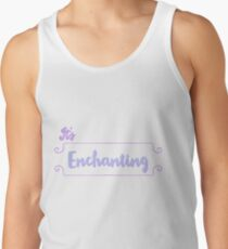 It's Enchanting Logo Tank Top