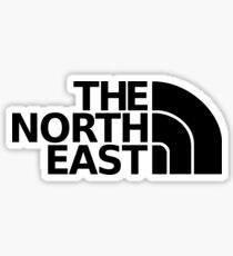 The North East Sticker