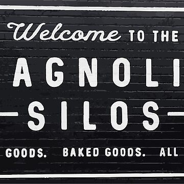 Welcome to Magnolia Silos  by magdalayna