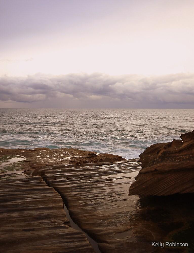 Freshwater Headland II by Kelly Robinson