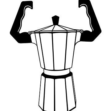 Coffee power by arqui