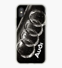 Audi Logo 3D iPhone Case