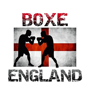 Boxe England by VictorR9