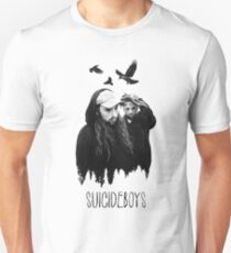 Crows Suicideboys Slim Fit T-Shirt