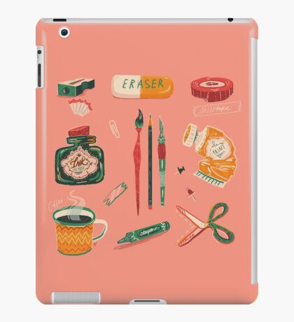 Art Gang iPad Case/Skin