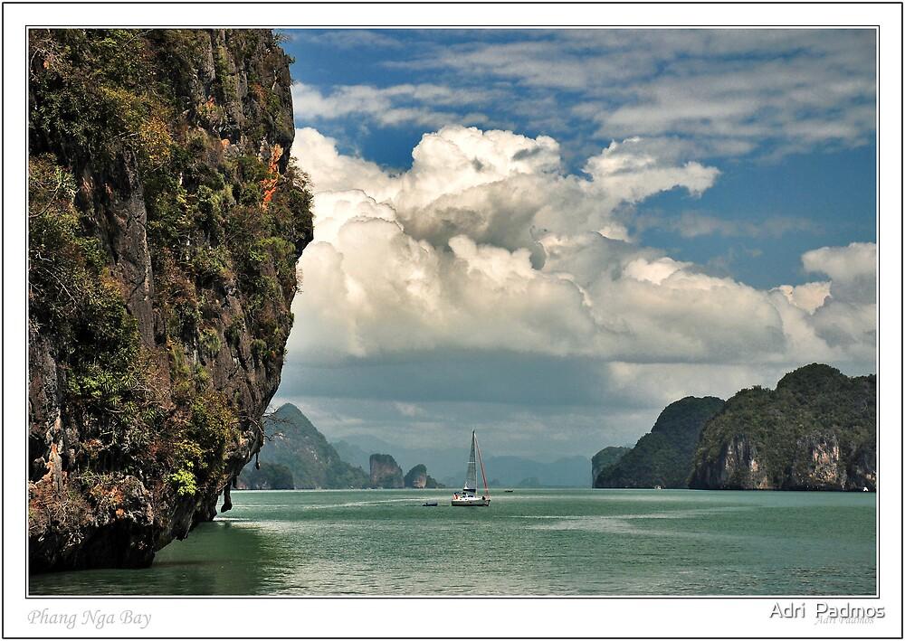 Phang Nga Bay by Adri  Padmos