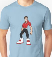 Big Shoes (red) Unisex T-Shirt