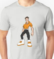 Big Shoes (Orange) Unisex T-Shirt