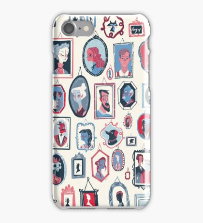 Hang Ups iPhone Case/Skin