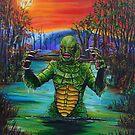 «Creature from the Black Lagoon» de JosefMendez