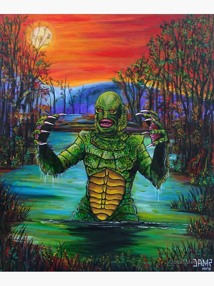 Creature from the Black Lagoon de JosefMendez