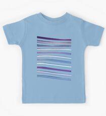 Stripes in Motion Kids Tee