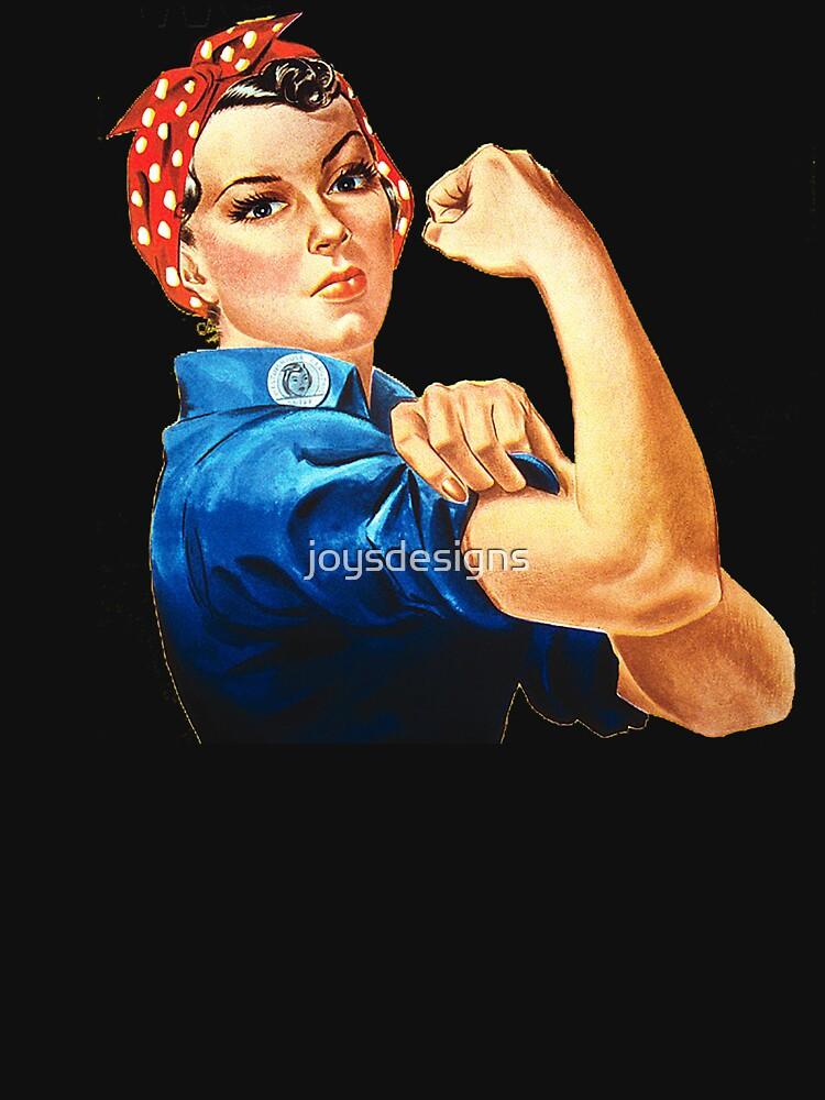Rosie the Riveter by joysdesigns