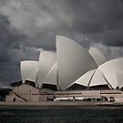 The Sydney Opera House from West Circular Quay, June 2009 by Gayan Benedict