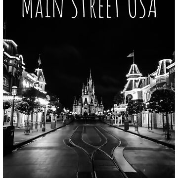 main street usa by Debo05