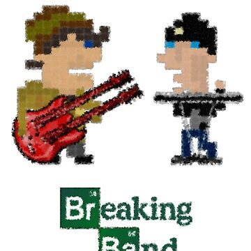 Cubism Breaking Band by richobullet