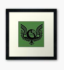 Alternate UNSC Marines Symbol Framed Print