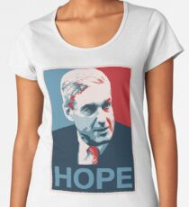 Robert Mueller HOFFNUNG Frauen Premium T-Shirts