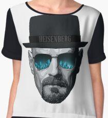 Breaking Bad | Heinsenberg Face Chiffon Top