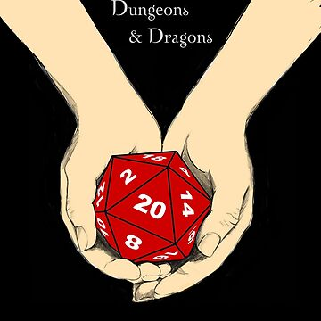 The RPG Saga: Dungeons and Dragons  by eternalsilver
