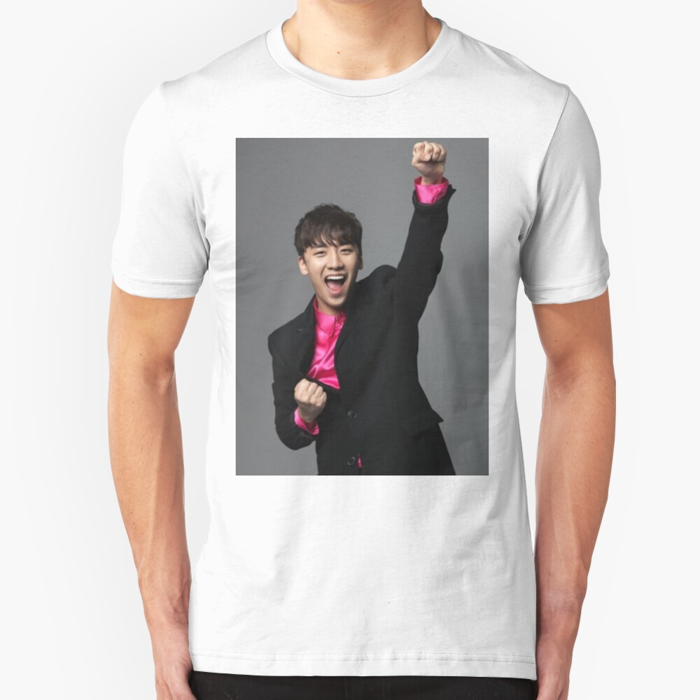 Seungri BigBang Slim Fit T-Shirt