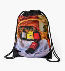"""From The Cellar Door"" Drawstring Bag"
