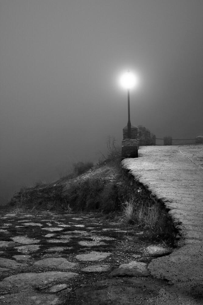 A light in the dark by TaniaLosada