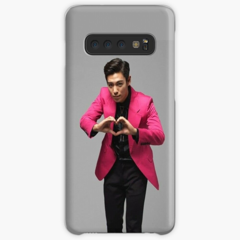 OBEN. Urknall Samsung Galaxy Leichte Hülle