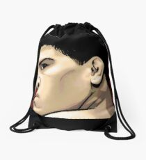 Nick Diaz Art Drawstring Bag