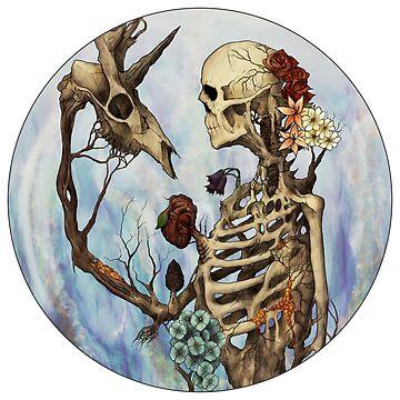Flourishing Symbiosis by lurchkimded