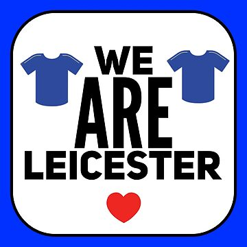 Leicester by MworldTee