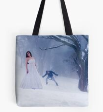 Concept Shot Mt Buller Tote Bag