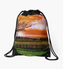 Dorothy, We're Almost In Kansas Drawstring Bag