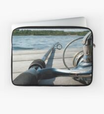 Rod and reel Laptop Sleeve