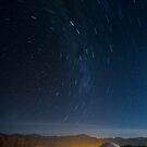 Observing the Stars by Darren Newbery