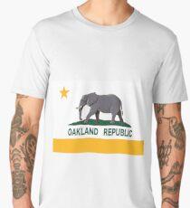 Oakland Baseball Republic Men's Premium T-Shirt
